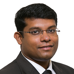 Dr Alwin Almeida - Orthopaedic Surgeon