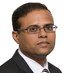 Dr Dhruva Krishnan - Medical Director