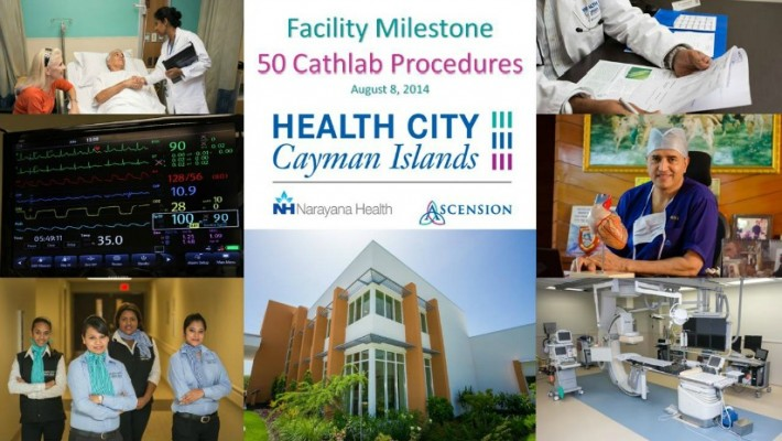Hospital Milestone: 50 Cathlab Procedures