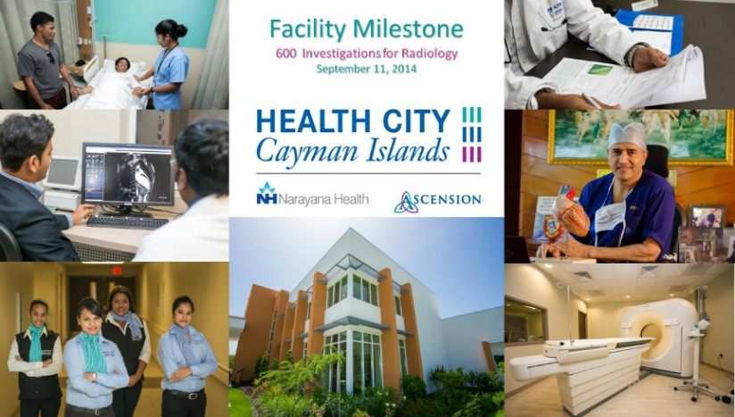 health city cayman islands and expansion  shetty is on a mission to build 5000-bed health cities across india,  encouraged  an expansion at his kolkata hospital is currently underway, and  new  setting up health care facilities in the cayman islands and malaysia.
