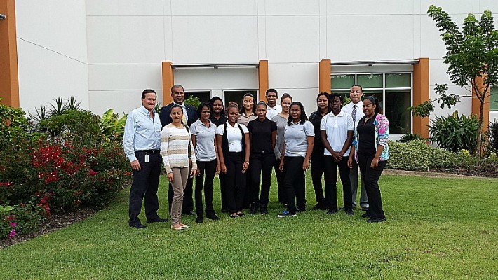 Young Interns Get a Taste of Life In Healthcare