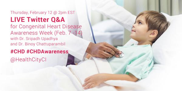 Q & A with Cardiologists on Congenital Heart Disease