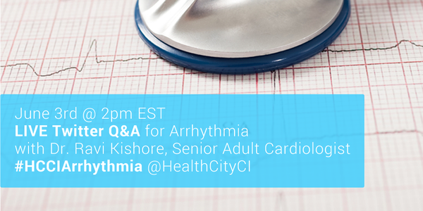 Q & A with Dr. Ravi Kishore on Arrhythmia