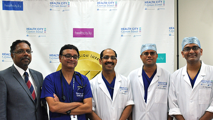 Health City Completes First Ever TAVI Procedure in the Caribbean