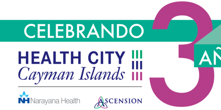 Health City Cayman Islands Celebra 3 Años de Logros