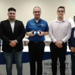 Caymanian medical students off to India for training