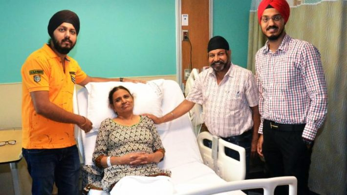 Advanced Life Support System At Health City Saves Visitor's Life