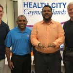 NFL Alumni Se Asocia Con Health City Cayman Islands