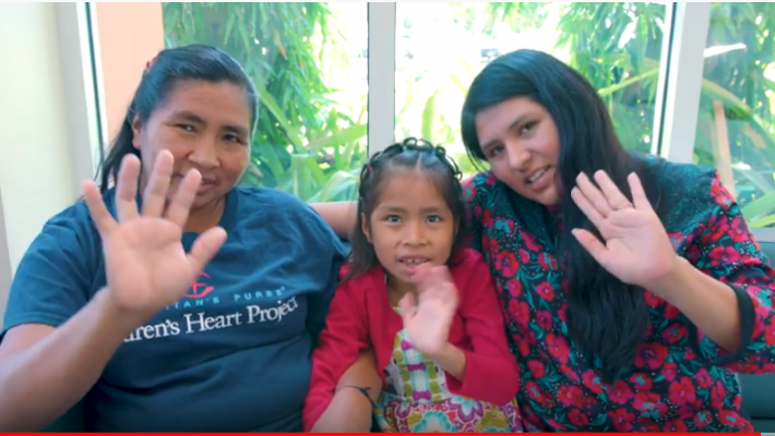 Young Girl Travels From The Amazon To Grand Cayman For Life Changing Surgery