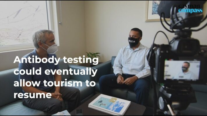 Antibody testing could eventually allow tourism to resume