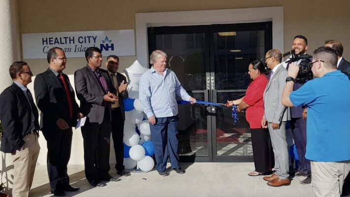 Health City Cayman Islands opens to the Sister Islands